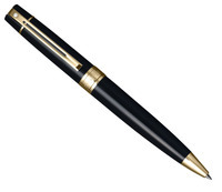Фото Шариковая ручка Sheaffer Gift Collection 300  Glossy Black GT  BP Sh932525