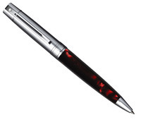 Фото Шариковая ручка Sheaffer Gift Collection 300  Chrome/Perle Red CT BP Sh931525
